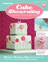 how to decorate cupcakes cake decorating - de agostini - subscribe