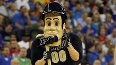 15 Worst Mascots in the 2015 NCAA Tournament///  Why the long face?