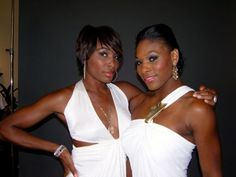 the williams sisters  venus and serena