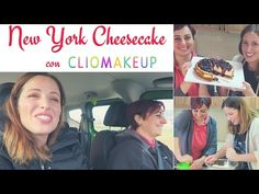 NEW YORK CHEESECAKE CON CLIO - Ricetta e Vlog al Supermercato - YouTube
