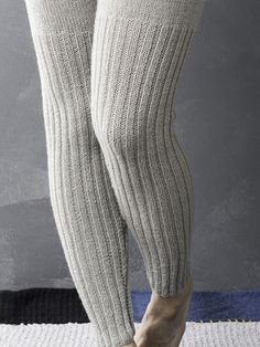 Nordic Yarns and Design since 1928 Crochet Pants, Crochet Socks, Crochet Gloves, Crochet Jacket, Knitting Socks, Hand Knitting, Knit Crochet, Knit Leggings, Knit Pants