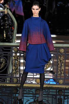 @John Galliano women's fall 2013 rtw #parisfashionweek