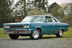 1968 AMC Rebel SST | 1968 AMC Rebel SST 290 Classic Muscle Old Original USA 1500x1000-22 ...