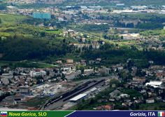 Confini amministrativi - Riigipiirid - Political borders - 国境 - 边界: 2009 IT-SI Itaalia-Sloveenia Italia-Slovenia Siena, Slovenia, Paris Skyline, Nova, Politics, Travel, Italia, Viajes, Destinations