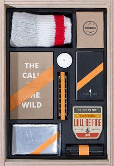 Agency Survival Kit — The Dieline - Branding & Packaging