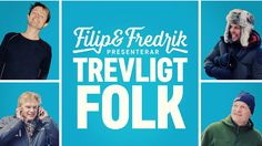 Filip & Fredrik presenting TREVLIGT FOLK: Goes up 28 of Januari. K's Albatrossers got the invitation and we visited the Premiere. A must see, a fantastic celebration that opens your eyes.