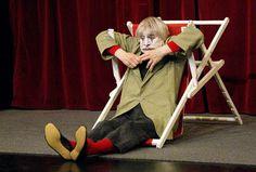 DIMITRI - Swiss Clown and Pantomime
