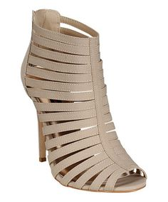 Take a look at this Nude Teaser Sandal on zulily today!