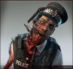 Zombie bobby