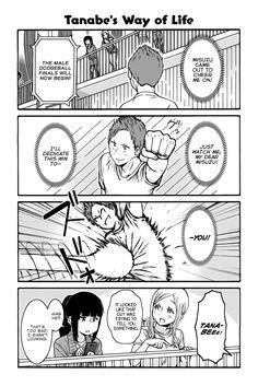 Read manga Tomo-chan wa Onnanoko! Ch.383: Tanabes's Way of Life online in high…
