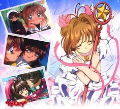 sweetmixanimes   Sakura Card Captors