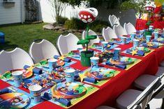 "Photo 3 of 5: Super Mario Bros / Birthday ""CJ""s 5th Bday"" | Catch My Party"