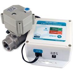HomeSeer Releases Affordable Z-Wave Plus Water Valve