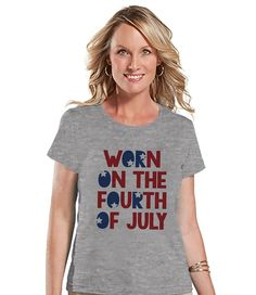 Stop by and check out our new item! Custom Party Shop.... Check it out here! http://7ate9apparel.com/products/custom-party-shop-womens-worn-on-the-4th-of-july-grey-t-shirt?utm_campaign=social_autopilot&utm_source=pin&utm_medium=pin