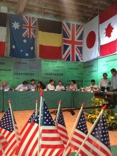 Chartreuse global meeting !?