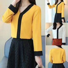 Camasa Mina-65 Lei #blouse #shirt #autumnshirt #yellow #white #yellowandwhite  #happiness #trendy #season #casualwear #elegantwear #linkinbio #bestseller #girls #moda #cassy #ordernow
