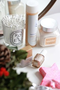 A Christmas Eve Pamper