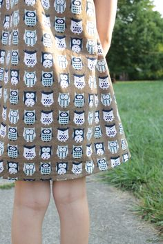 Great tutorial from @Rachael E (imagine gnats) on how to sew a blind hem! #sewjoann