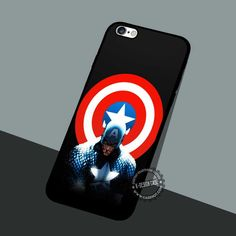 Shield Symbol The Avengers - iPhone 7 6 Plus Cases & Covers #movie #superheroes