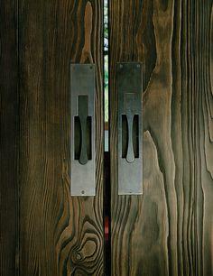Metal handle detail - Liaigre