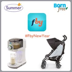 2015 is off to a great start! @alilandry @favoredbyapp, we've included a chance to #WIN our NEW Bottle Genius, @summerinfant 3D flip, and more great prizes! #FbyNewYear