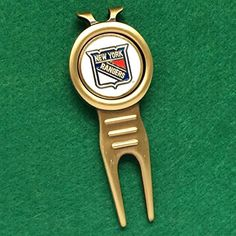 CaddyPro 2013 New York Rangers Golf Divot Tool * Check this awesome product by going to the link at the image.