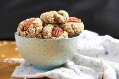 There's nothing better for making sure your day gets off to a good start than having a stash of something simple for breakfast that you'll actually want to eat, just like these banana & oat breakfast biscuits. They're the ideal grab and go breakfast and will last all week in a sealed container – if you can resist eating …