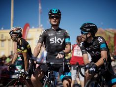 But still finds time to laugh at Vasil Kiryienka
