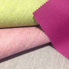 love this combination of Camira Landscape and Linden fabrics, we've used them in our showroom and they look great!