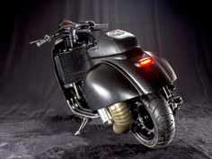Vespa PS 240 by Vespa Tuning. Click here to see more like this -- http://goo.gl/eqAljs
