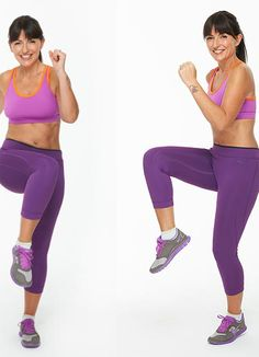 Get the Best At Home Bikini Body Workout for a quick, total body fitness session!