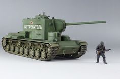 Model Takom 2006 Soviet Super Heavy Tank KV-5