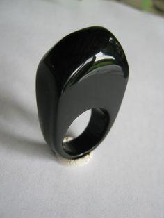 resin ring from Atelier de  Jade