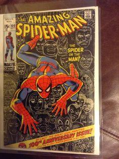 Amazing Spider Man 100 Marvel Silver Age Key Nice Copy