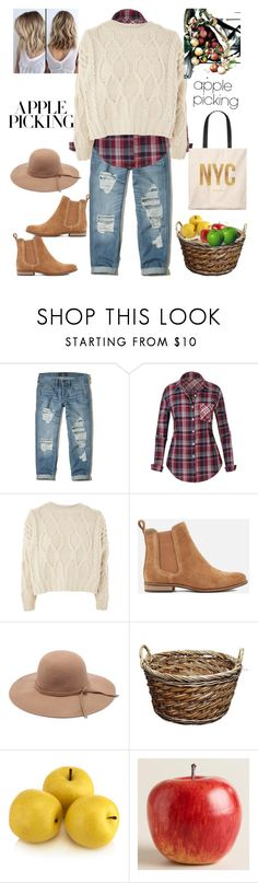 """Untitled #451"" by ericap61720 ❤ liked on Polyvore featuring Hollister Co., Topshop, Superdry and Cost Plus World Market"