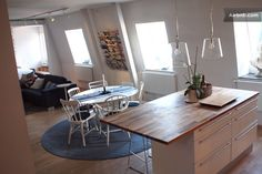 Excellent central penthouse in Malmö