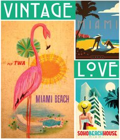 vintage love via @luvfromafar // longdistanceloving.net