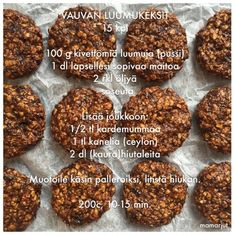Toddler Meals, Kids Meals, Baby Food Recipes, Cooking Recipes, Raw Cake, Always Hungry, Baby Led Weaning, Yams, Raw Vegan