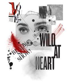 """""""Wild Red"""" by chiarettica on Polyvore featuring arte"""