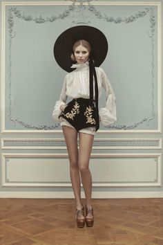 haute couture | Vintage