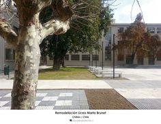 Liceo Marta Brunet / Chillán CHILE / PLAN Arquitectos