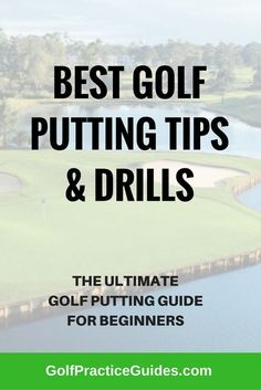 This epic tutorial completely covers putting and everything you should know about it to improve your golf scores. We dive into statistics and include photos -- Check this informative post by going to the link at the image. #BasicAndBeginnersGolfTips