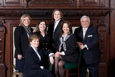 Six of Nine selected Towne agents, pose for the Five Star Professional Award, top-rated agents appeared in NJ Monthly Magazine in March 2012