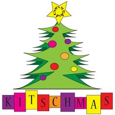 CurlyPops Merry Kitschmas My Design, Merry, Christmas Ornaments, Holiday Decor, Chefs, How To Make, Gifts, Hat, Chip Hat