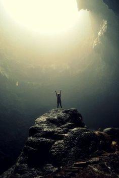 Goa Jomblang, Gunungkidul