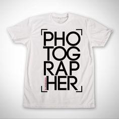Photographer Indonesia dari tees.co.id oleh F - Clothing