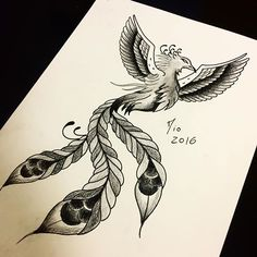 Fênix blackwork disponível pra tattoo ;). Horários e agendamentos 99142-5820. #fenixtattoo #tattoos #draw #drawing #drawing2me #blackwork #black #phoenix #cool #myart #estudos #study #beautiful #tattoo #ink #inked #amazing #vilaolimpia
