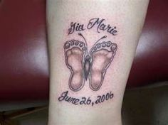 The Foot Tattoo Baby Feet Are Just So Damn Cute Tattoo