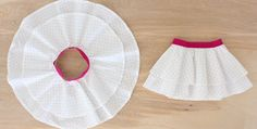New VIDEO!: How to sew a Circle Skirt | MADE