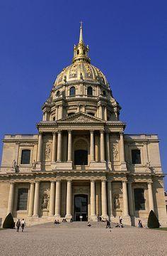 Paris, Les Invalides